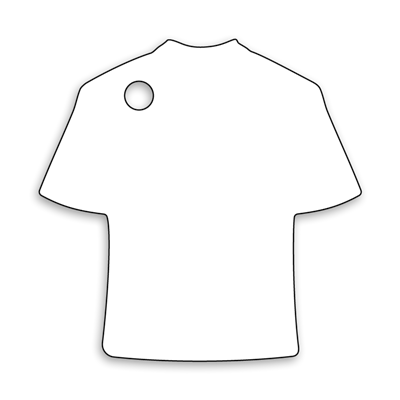 T-Shirt with Hole