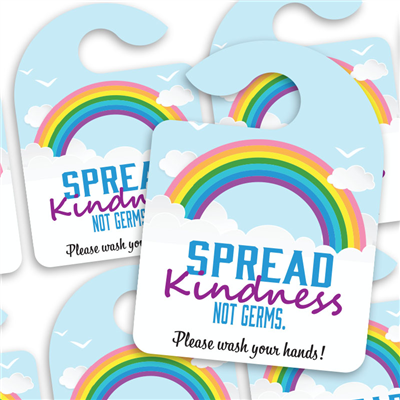 Spread Kindness - Hang Tag