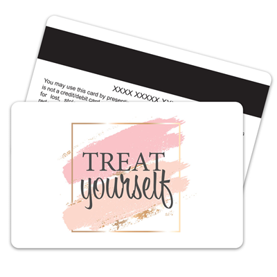 Treat Yourself Magnetic Stripe